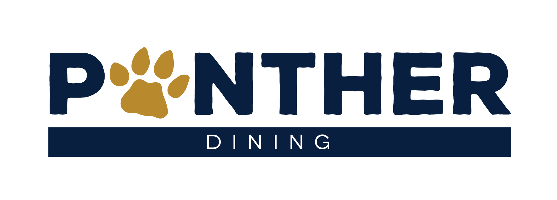Panther Dining Logo