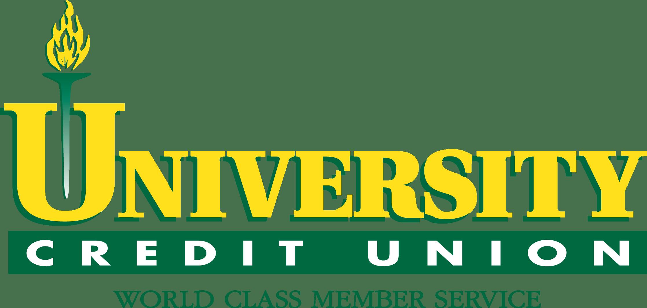 "University Credit Union, ""World Class Member Service"""