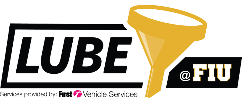 Lube @ FIU - Services Provided by First Vehicle Services