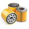 Oil changes filters